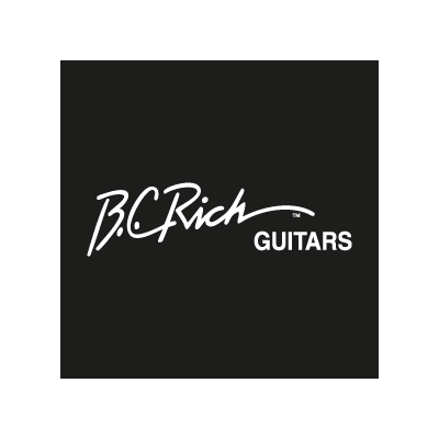 B.C. Rich Guitars logo vector
