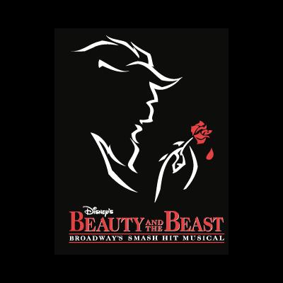 Beauty and the Beast vector logo