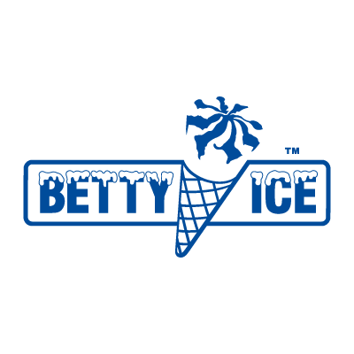 Betty Ice vector logo