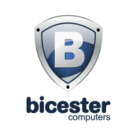 Bicester Computers vector logo