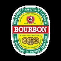 Biere Bourbon vector logo