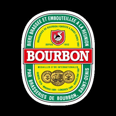 Biere Bourbon logo vector