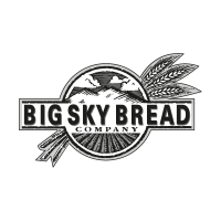 Big Sky Bread vector logo