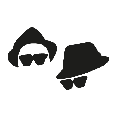 Blues Brothers vector logo
