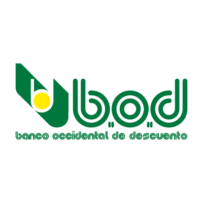 B.O.D. logo vector