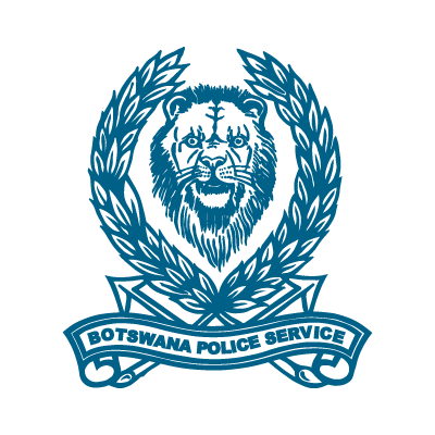 Botswana Police logo vector