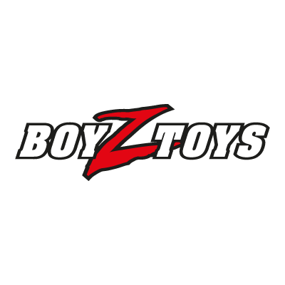 Boyztoys Racing logo vector
