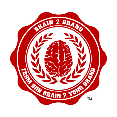 Brain2Brand logo vector