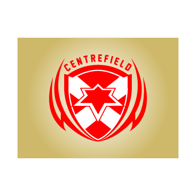 Brand shield logo template