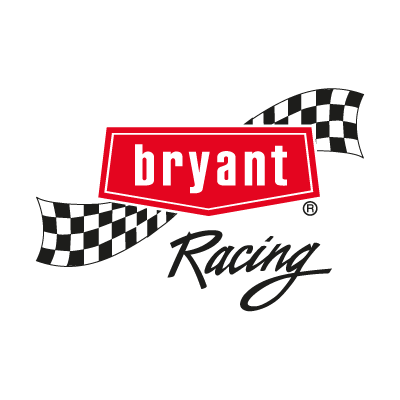 Bryant Racing logo vector