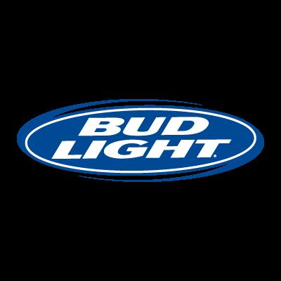 Bud Light logo vector