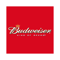 Budweiser King of Beers vector logo