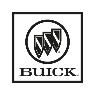 Buick Black logo vector