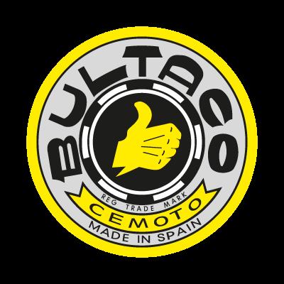 Bultaco logo vector