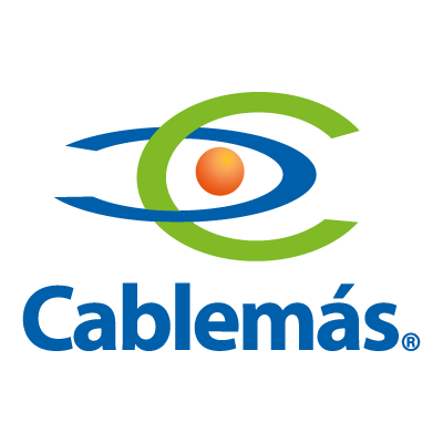 Cablemas logo vector