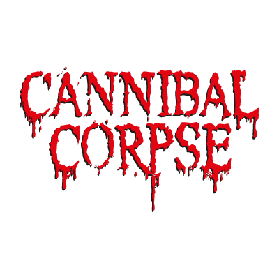 Cannibal Corpse logo vector