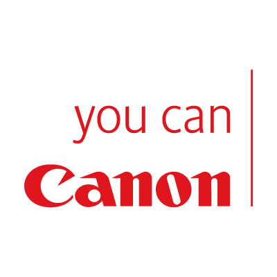Canon You Can logo vector