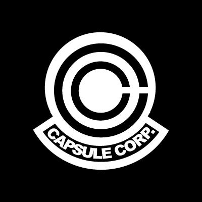 Capsule Corp logo vector