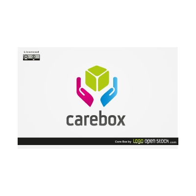 Care box logo template