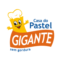 Casa do Pastel Gigante vector logo