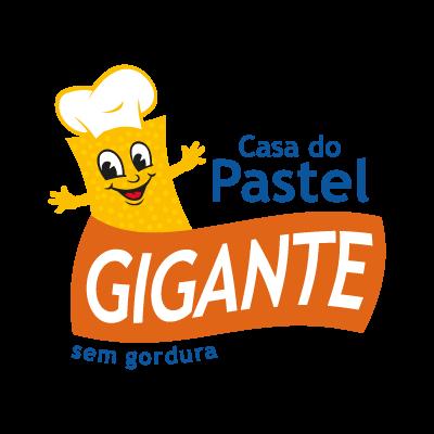 Casa do Pastel Gigante logo vector