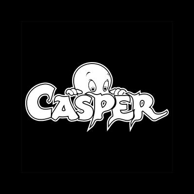 Casper Black logo vector
