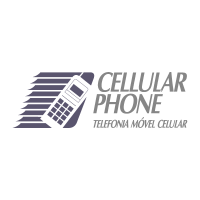 Cellular Phone vector logo