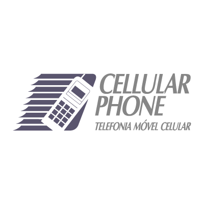 Cellular Phone logo vector