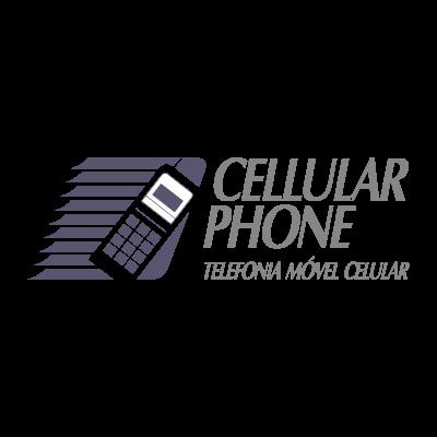 Cellular Phone logo vector