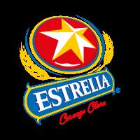 Cervezas Estrella vector logo