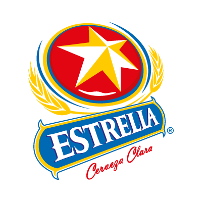 Cervezas Estrella logo vector