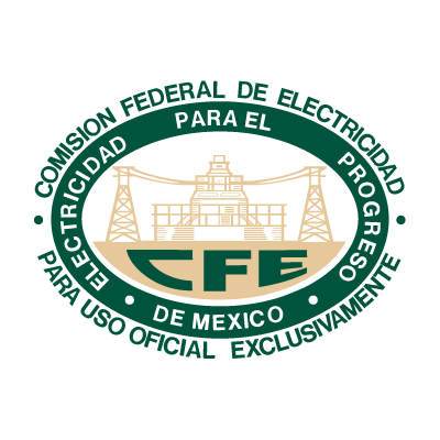 CFE Mexico logo vector