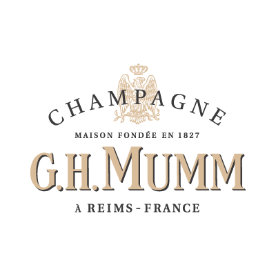 Champagne mumm logo vector