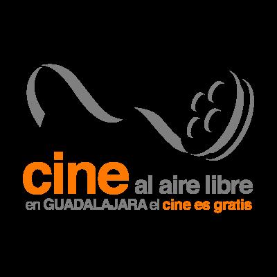 Cine al Aire Libre logo vector