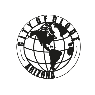 City of Globe vector logo