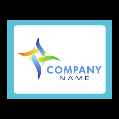 Company name logo template