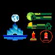 Contruction business logo template