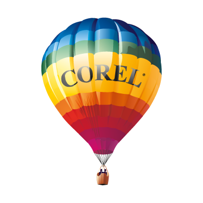 Corel logo vector