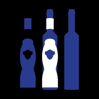 Corralejo, Botella logo vector