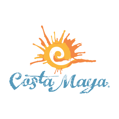 Costa Maya vector logo