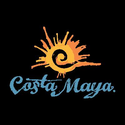 Costa Maya logo vector