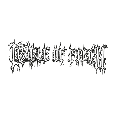 Cradle Of Filth logo vector