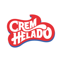 Crem Helado vector logo