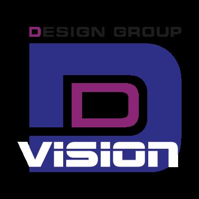 D Vision logo vector