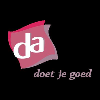 DA Drogist logo vector