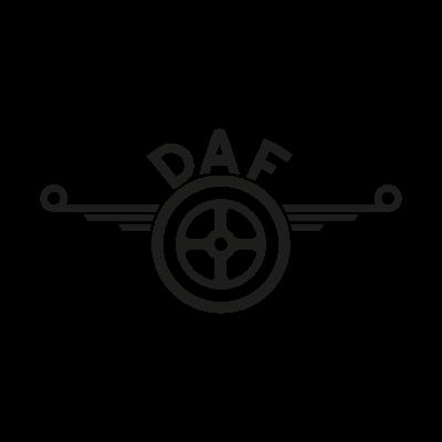 DAF Classic logo vector