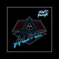 Daft Punk Alive 2007 vector logo