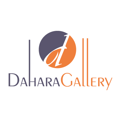Dahara Gallery logo vector