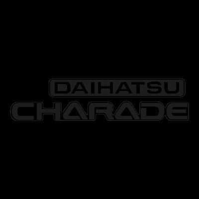 Daihatsu Charade logo vector