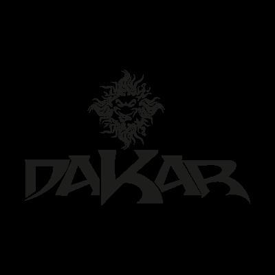 Dakar logo vector